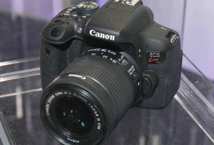 Canon 750 D Zoom