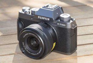 Fujifilm X-T100 Photo