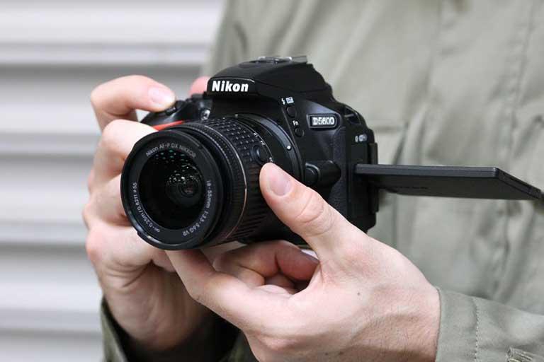 Nikon D5600 live Camera