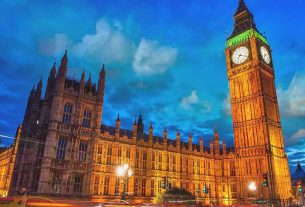 Big Ben Night