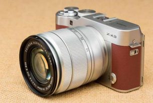 Fujifilm X-A3 Girl review