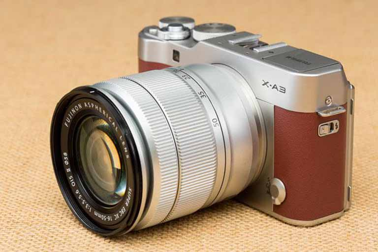 Fujifilm X-A3 Girl review